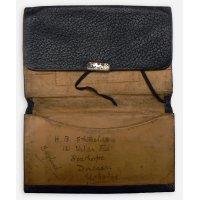 Harry Shimelds' Wallet