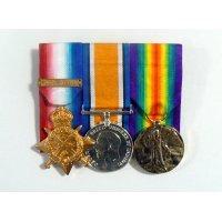 Peter Joseph McLean's Medals
