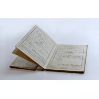 Champney's personal details, 'Soldier's Small Book'
