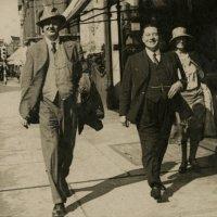 Robert and Thomas Carrington
