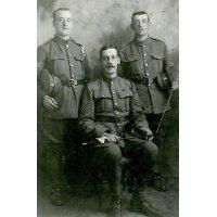 Champney as a Serjeant, Pre-1919