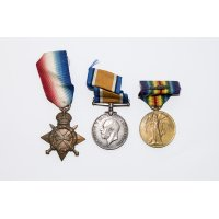 Albert's medal set