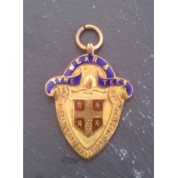 Nellie Kirk's medal