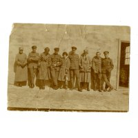 Group photograph including Winifred