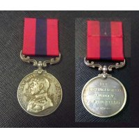Joe's Distinguished Conduct Medal