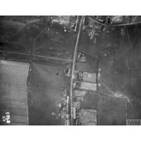 Aerial photograph of Dickebusch