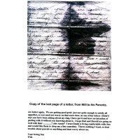 Hodgetts' letter home