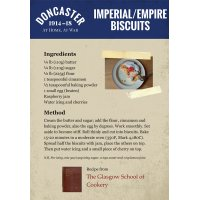 Imperial Biscuits Recipe