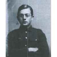 Robert Hirst in his FAU uniform