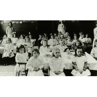 Oxford Place Infants Peace Celebration 1919