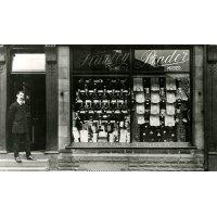 Stanley Pinder's shop