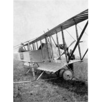 Caudron Aircraft which was later replaced with the safer Farmans