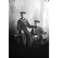 Shipmates Ducker and Bowman