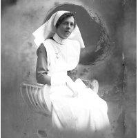 Nurse Craven with original retouching