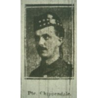 Alfred Patchett Chippendale Pte Royal Scots Fusiliers