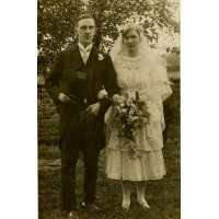 Eric Vaux wedding photograph