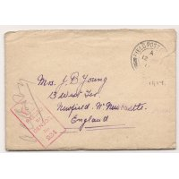 WW1 Envelope