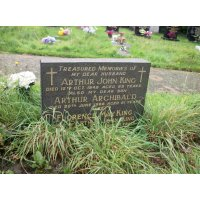 AJK Grave
