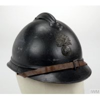 French Adrian Steel Helmet